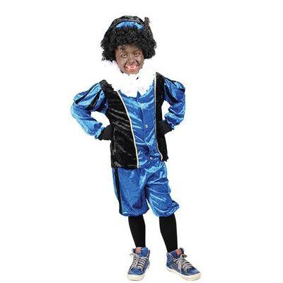 Foto van Pietenpak kind blauw