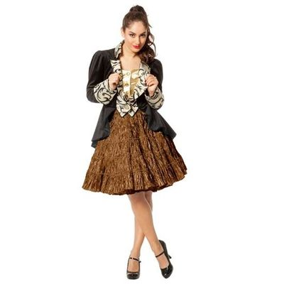 Foto van Petticoat rok koper