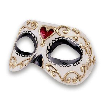 Venetiaans masker dames - Luxe