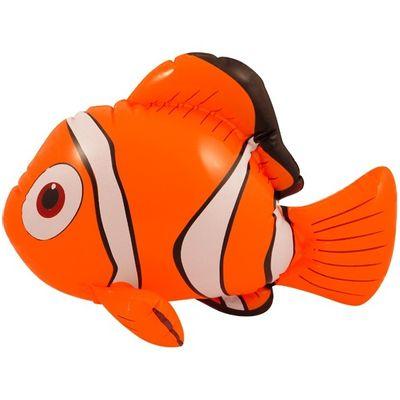 Foto van Opblaas vis ''Finding Nemo''
