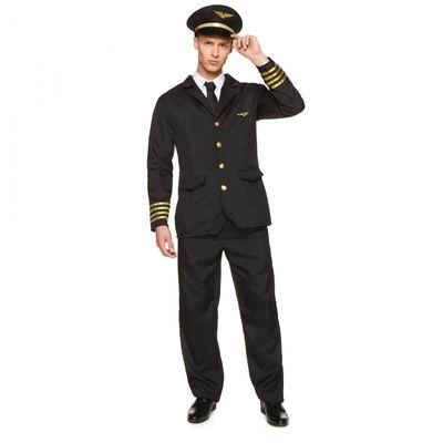 Foto van Piloot kostuum luxe