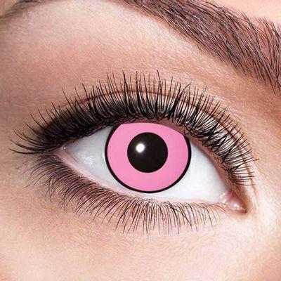 Kleurlenzen Pink manson – maandlenzen