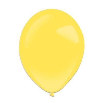Ballonnen goldenrod fashion (13cm) 100st