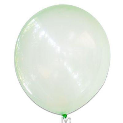 Ballonnen bubbel groen (61cm)