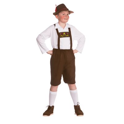 Foto van Lederhosen set kind