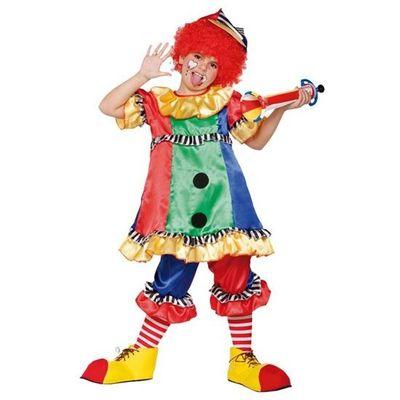 Foto van Clownskostuum meisje
