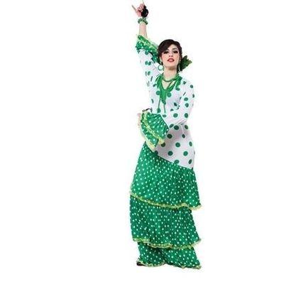 Spaanse jurk dames