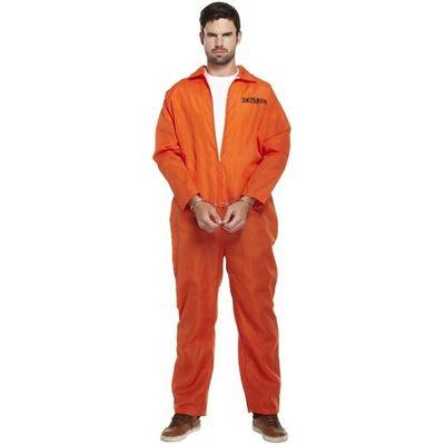 Foto van Boevenpak Amerikaanse gevangene XL