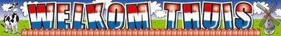 Banner Welkom Thuis 5x1Mtr/stk