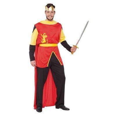 Foto van Koning kostuum