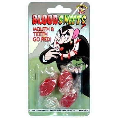 Foto van Bloed snoepjes