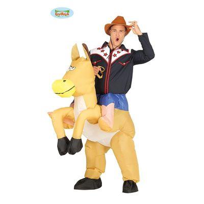 Foto van Carry me paard opblaasbaar