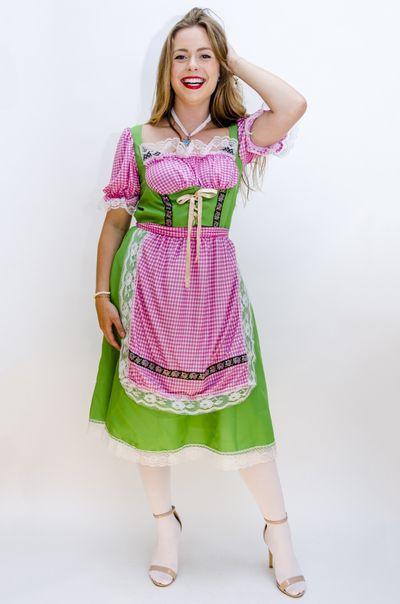 Oktoberfest jurk Greta
