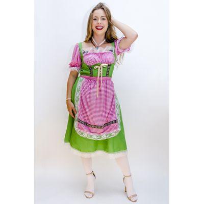 Tiroler jurk Greta