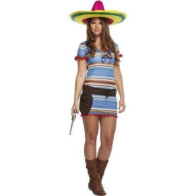 Mexicaans jurkje