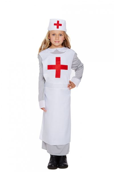 Zuster Kostuum Kind