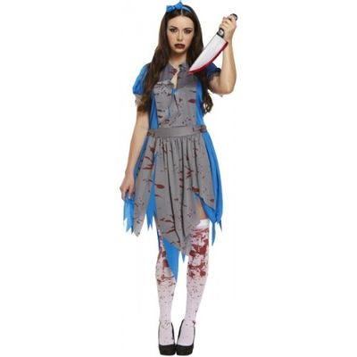 Horror Alice kostuum