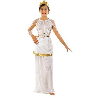 Grieks kostuum meisje