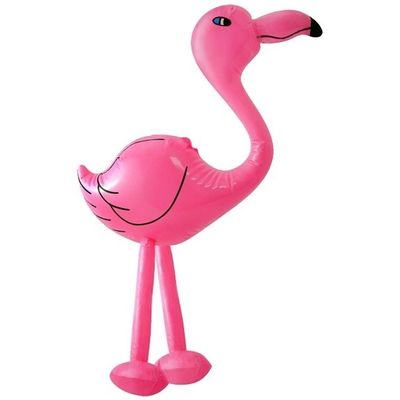 Foto van Opblaas Flamingo 64 cm