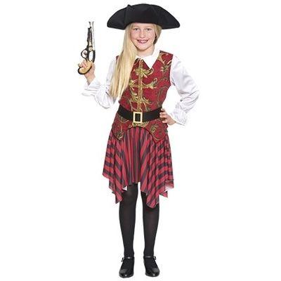Foto van Piraten kostuum meisje