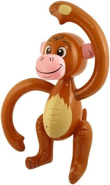 Opblaas aap