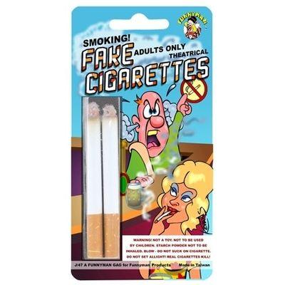 Foto van Nep sigaretten