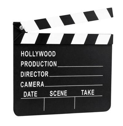Filmklapper (18 x 20 cm)