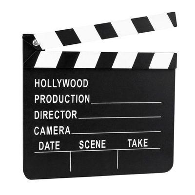 Foto van Filmklapper (18 x 20 cm)