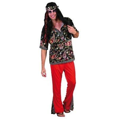 Foto van Hippie kostuum jaren 60
