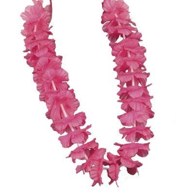 Hawaiikrans Ohana roze