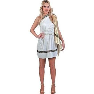 Foto van Romeinse jurk