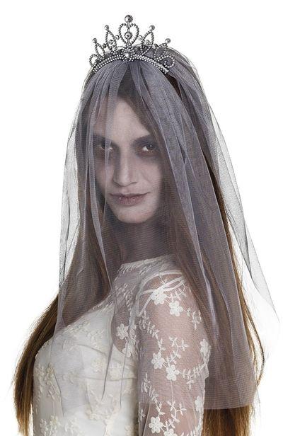 Tiara Zombie Prinses