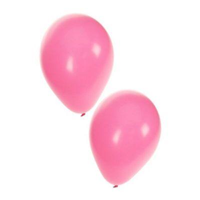 Foto van Ballonnen baby roze 50 stuks 10inch