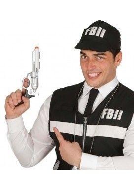FBI vest en pet