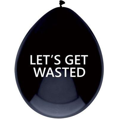 Foto van Ballonnen Let´s Get Wasted