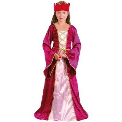 Foto van Koninginnen jurk kind