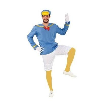 Foto van Donald Duck kostuum