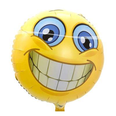 Folieballon Emoticon Smile