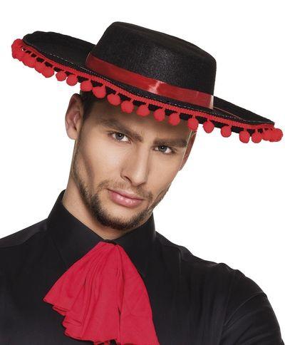 Hoed Spaans Vilt