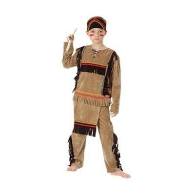 Indiaanse jongen