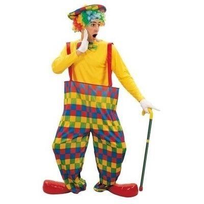 Foto van Clownspak regenboog