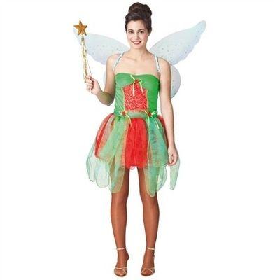 Foto van Elf kostuum