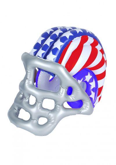 Opblaas American Football helm