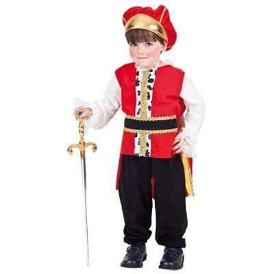 Koning kostuum kind