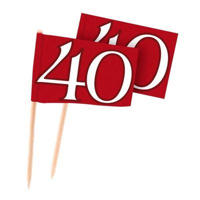 Prikker Vlag: 40 Jubileum /50