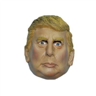 Foto van Donald Trump masker