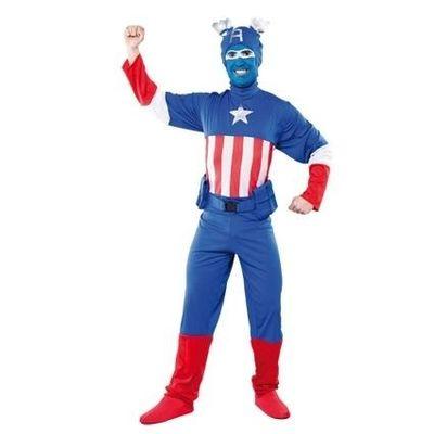 Captain America pak volwassenen