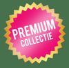 premium - Hoge hoed wol Turquoise