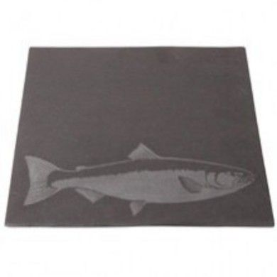 Leisteen placemats zalm - Outhings