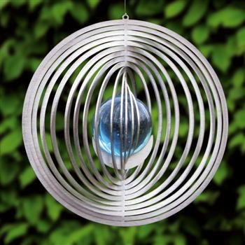 Wind spinner cirkel met 35 mm kogel